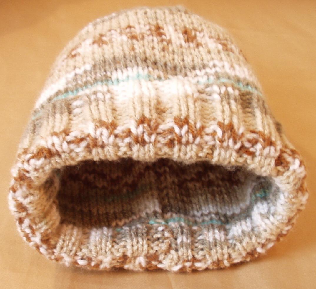 Dvojitá čepice